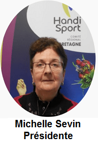 Michelle Sevin Présidente