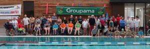 2ème compétition de natation à St Brieuc