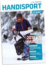 Handisport Le Mag 2018 en images
