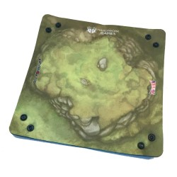 Map Dice Trays