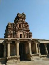The Ruins at Krishna Temple