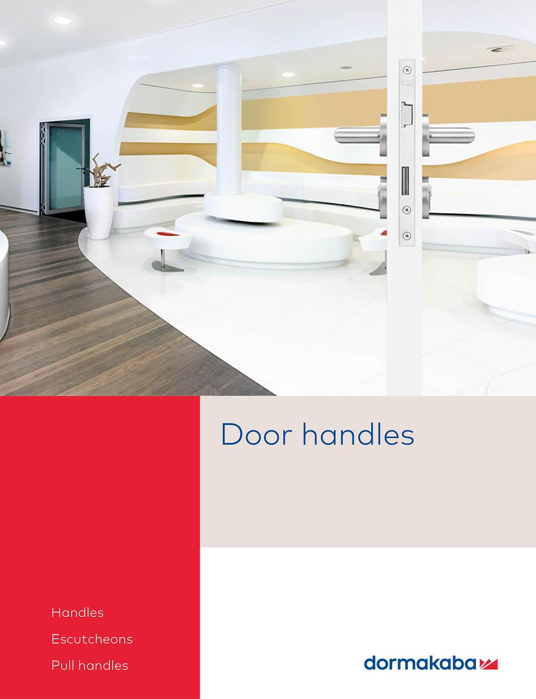 DORMA door-handles-pdf-1
