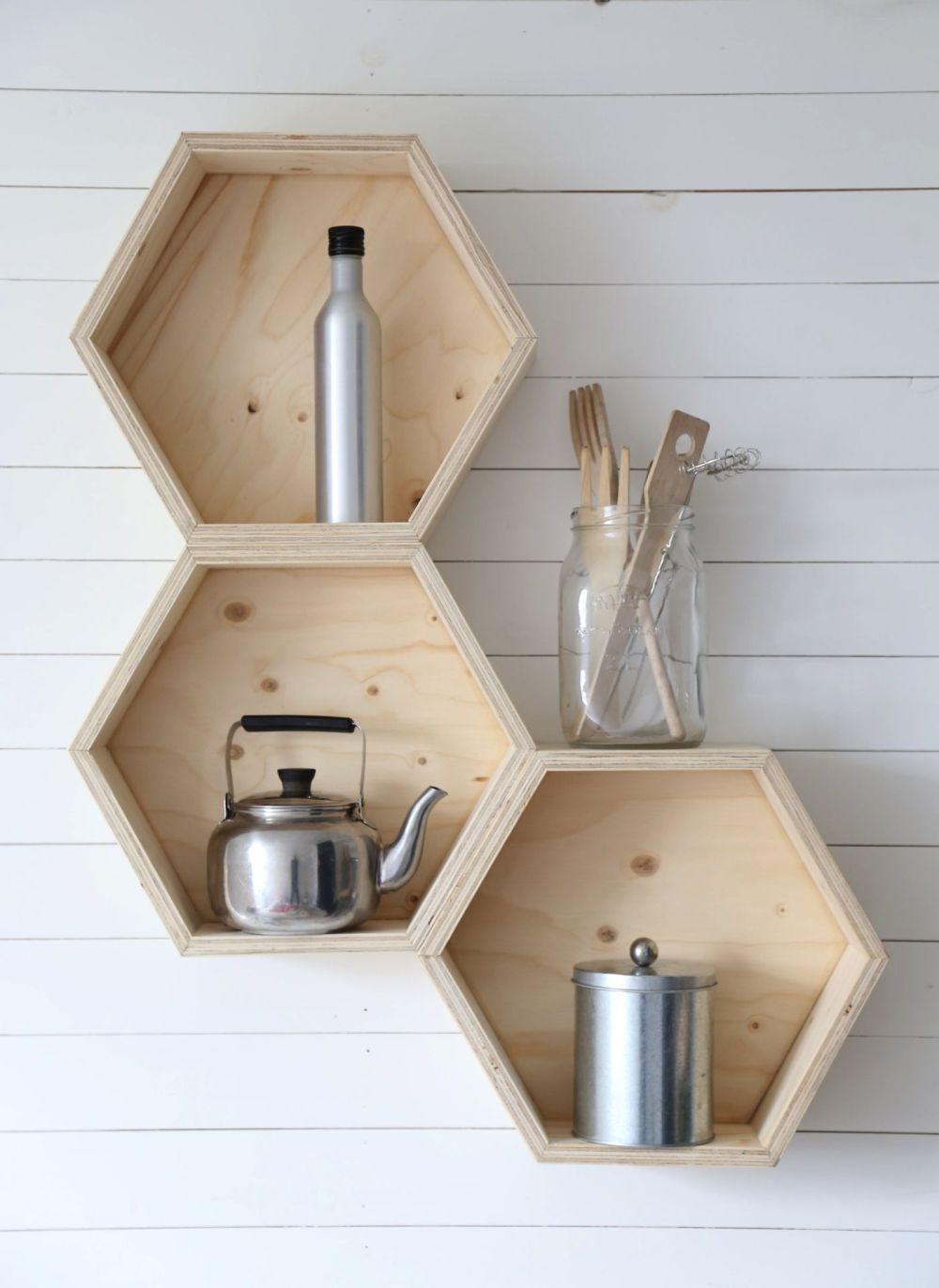 4 fantastically creative wooden shelves and racks (2)