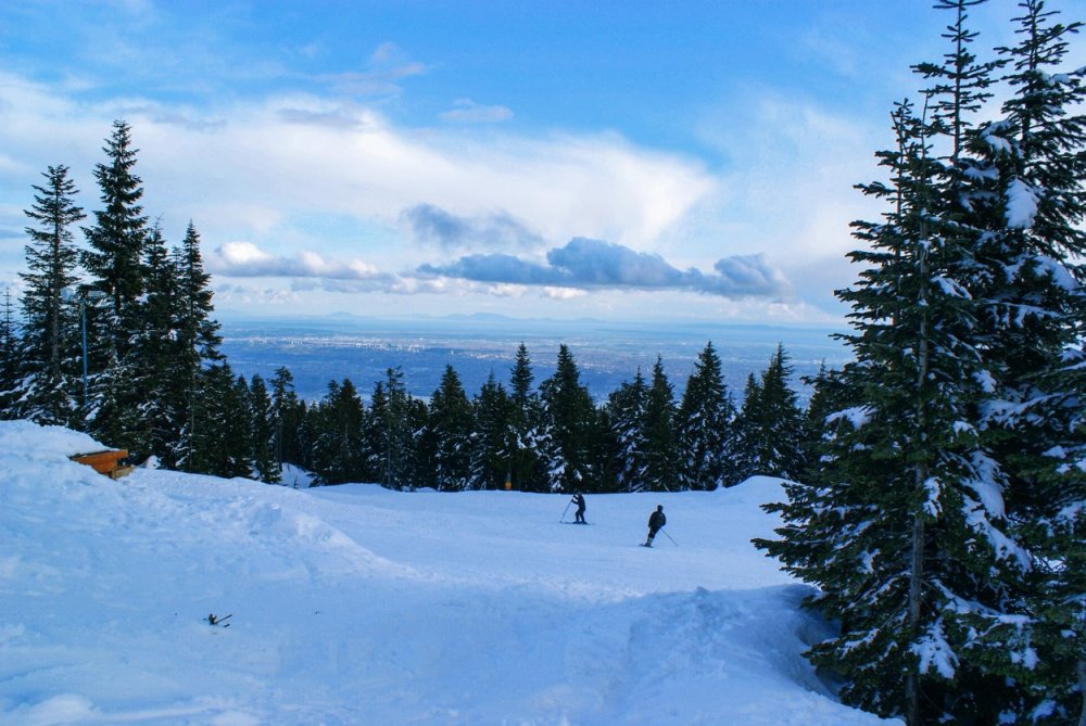 Up on Grouse Mountain... Vancouver, Canada (23)