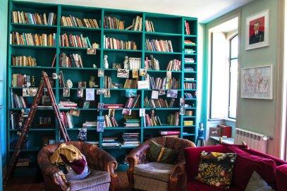 The Artist's Apartment... Lisbon, Portugal (7)