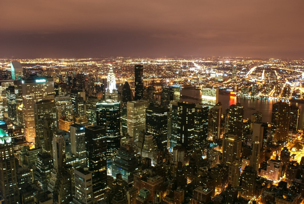 New York! New York!!! Numero Uno - The view from The Empire State Building (4)