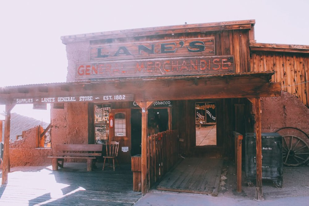 A trip to Calico Ghost Town... (8)