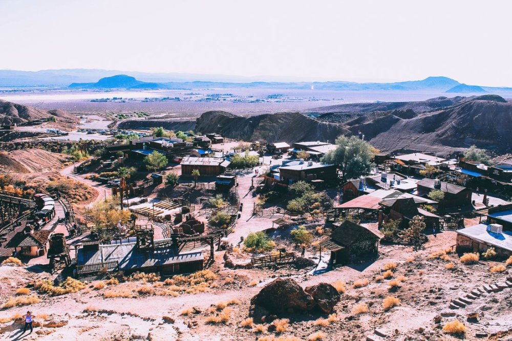 A trip to Calico Ghost Town... (13)