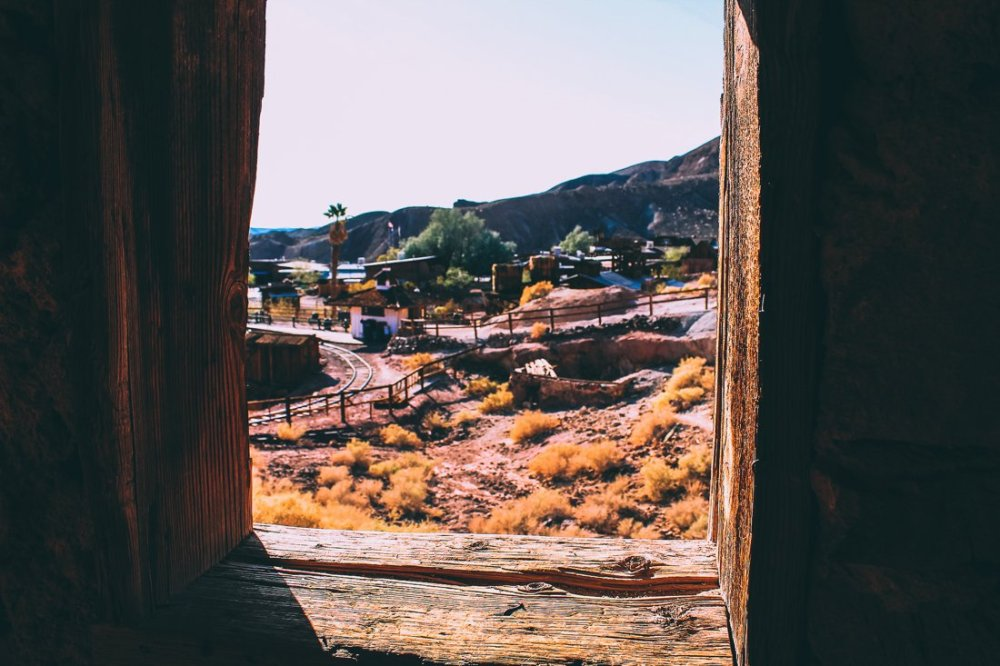 A trip to Calico Ghost Town... (12)