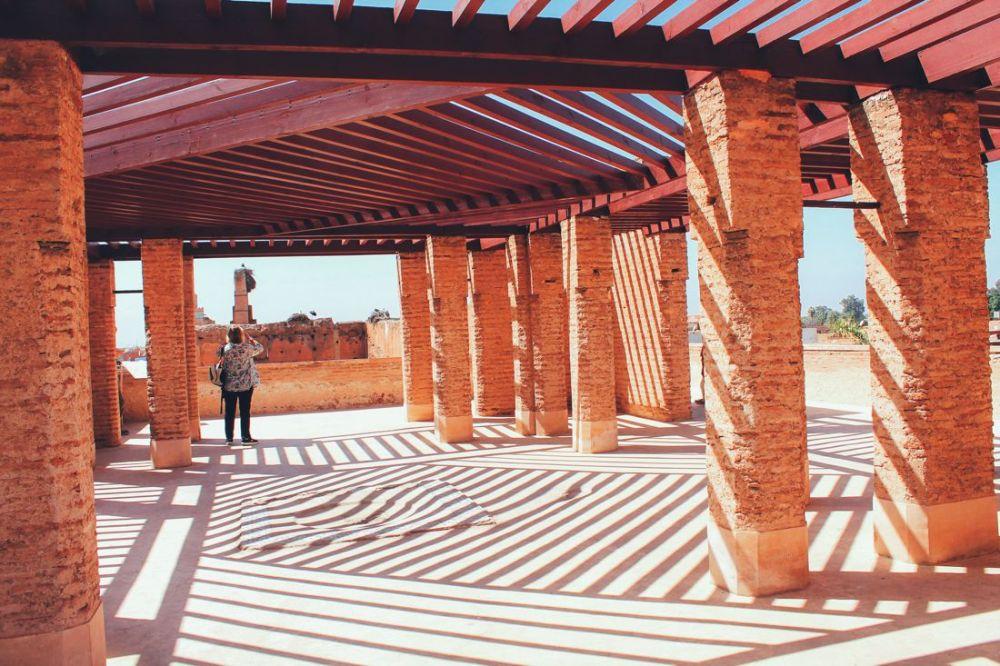 Arabian Adventures - Exploring El Badi Palace Ruins, Morocco (8)