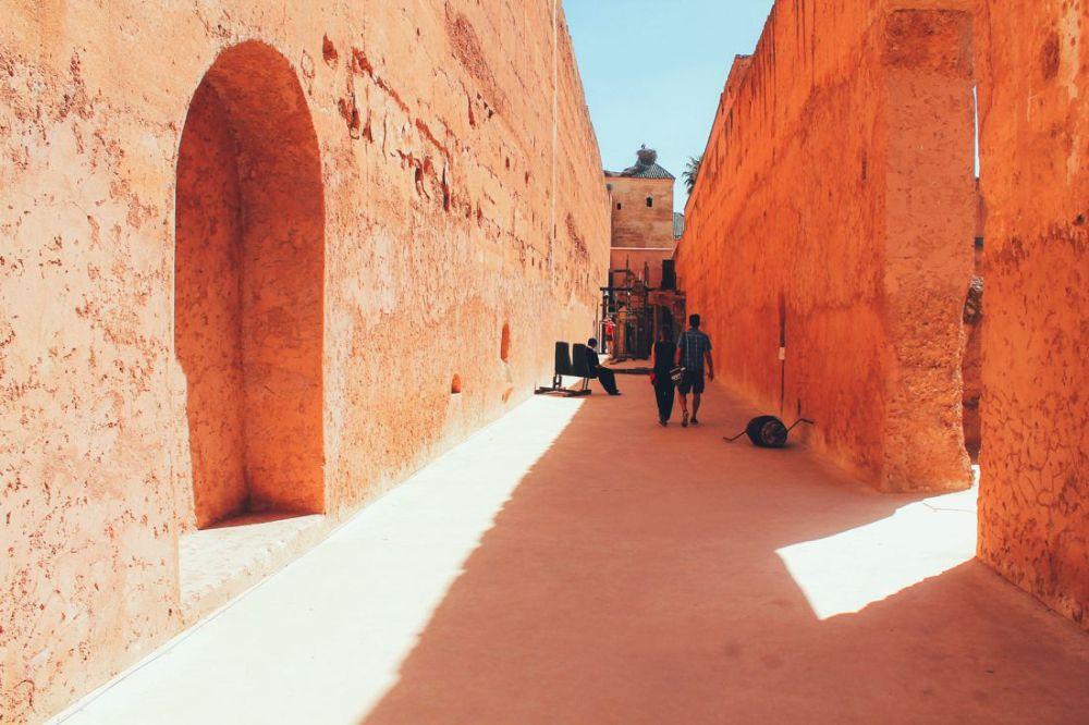 Arabian Adventures - Exploring El Badi Palace Ruins, Morocco (16)
