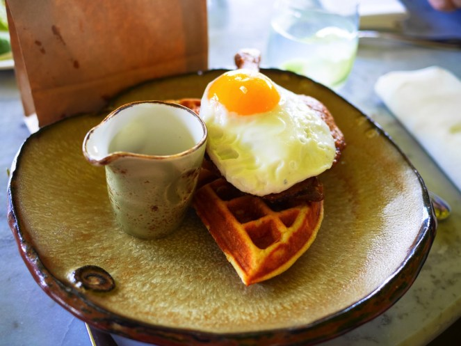 Best of Travel and Food: Brunch with a view in London... Duck and Waffle (2)
