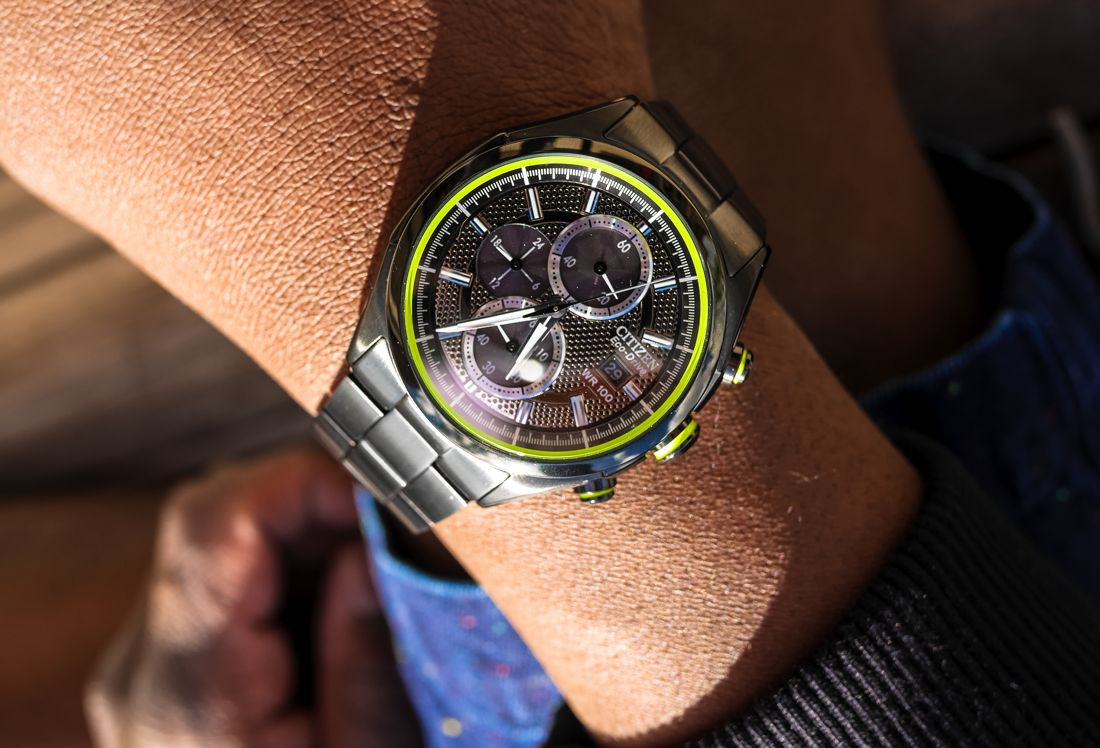FREEBIE TIME!!! Citizen Drive Watch Giveaway! RRP £219.