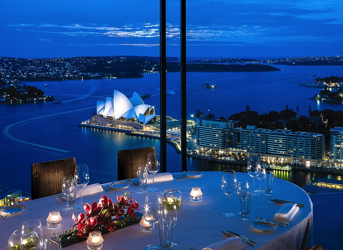 23 Restaurants With The Best Views In The World  Hand