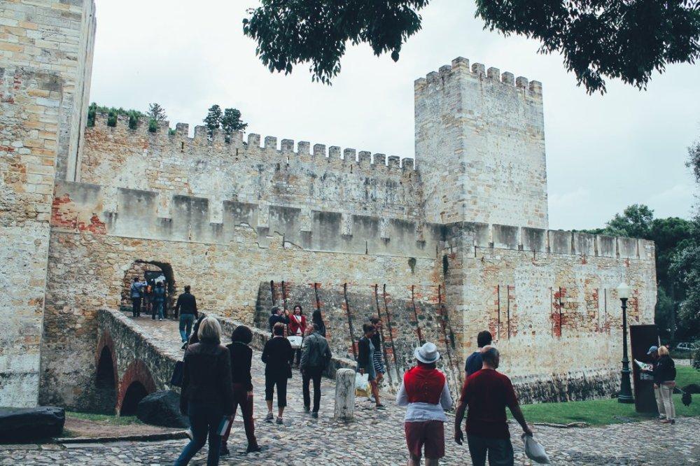 Exploring Lisbon - Castelo de São Jorge (4)