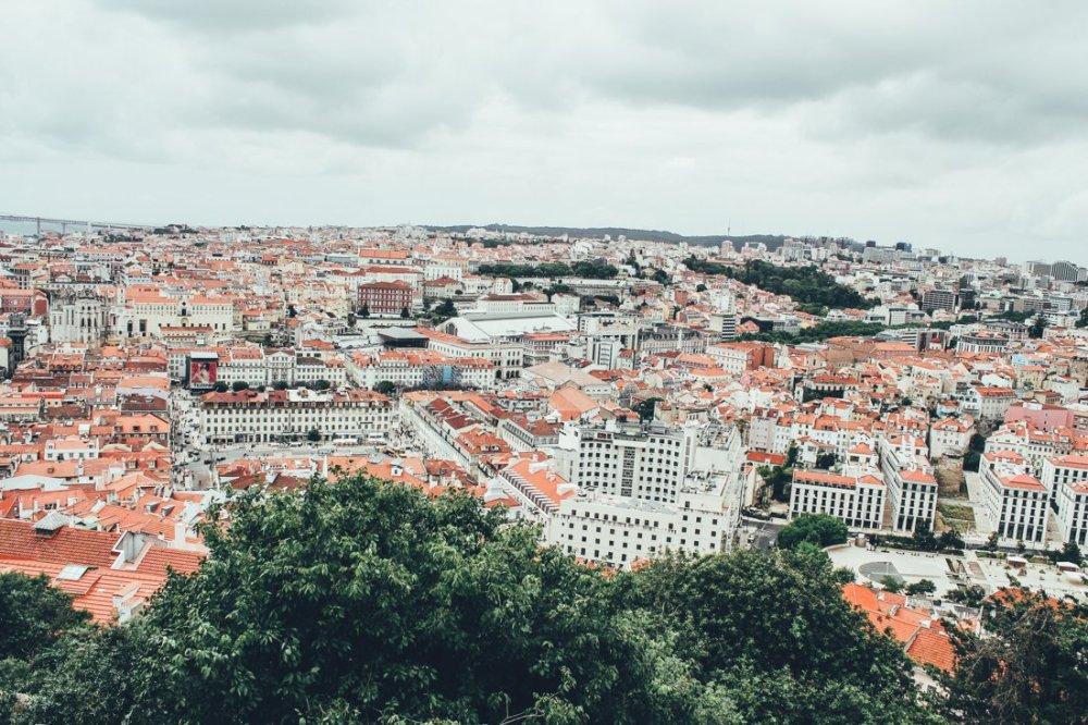 Exploring Lisbon - Castelo de São Jorge (12)