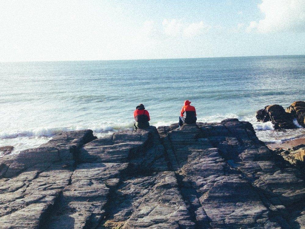 Tresaith Beach, Wales, UK Exploring the UK Coastline on Hand Luggage Only Blog (3)