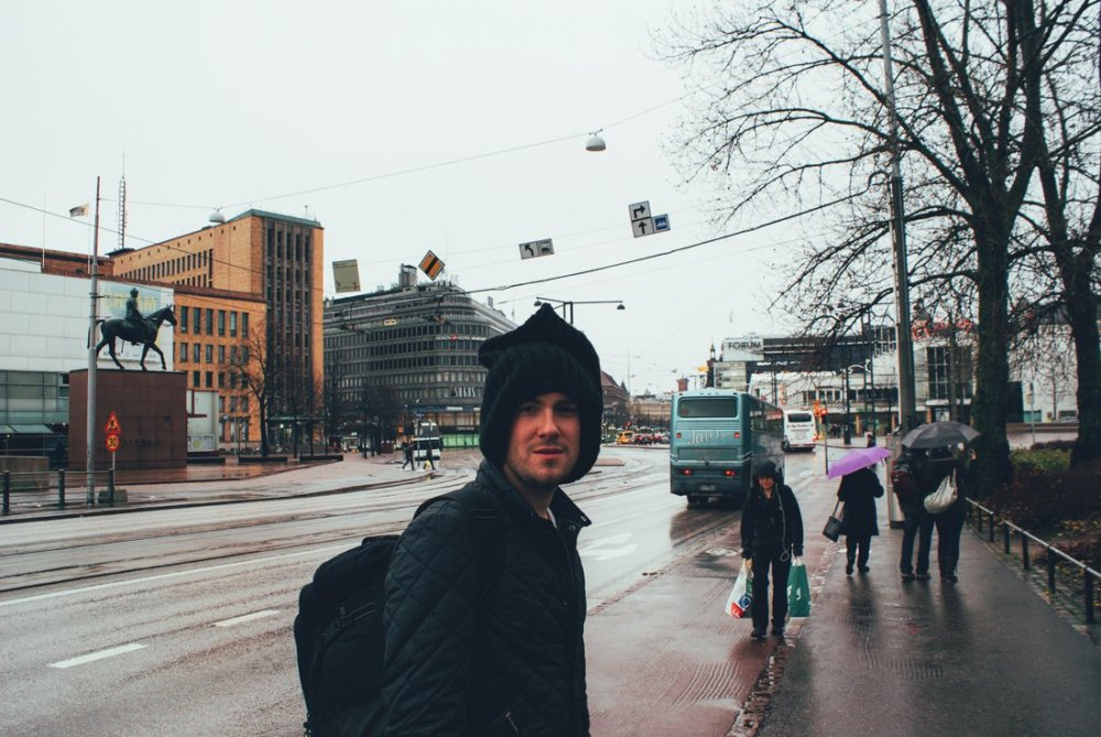 Nordic Adventures - The Trilogy! First off - Exploring Helsinki, Finland... (19)