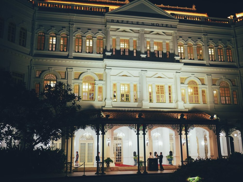 Singapore Slinging: Raffles, Cocktails And Some Good Old Fashioned Fish