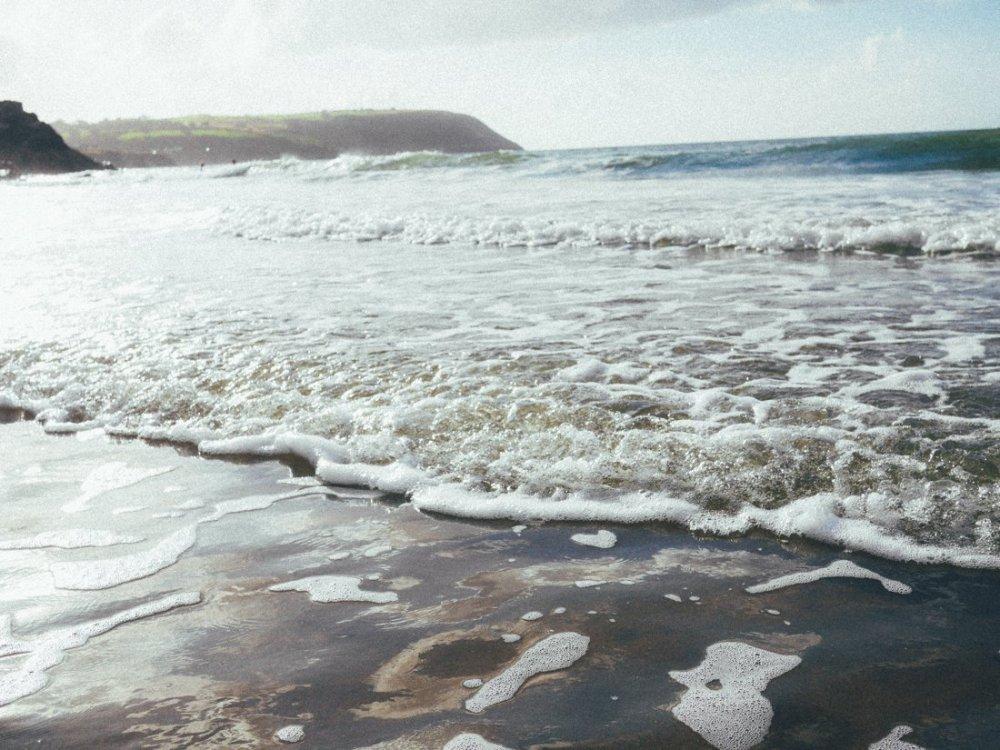 Tresaith Beach, Wales, UK Exploring the UK Coastline on Hand Luggage Only Blog (8)