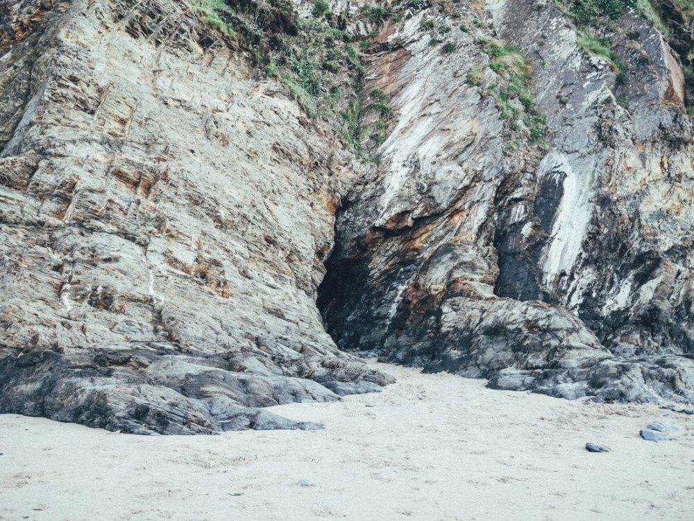 Tresaith Beach, Wales, UK Exploring the UK Coastline on Hand Luggage Only Blog (20)