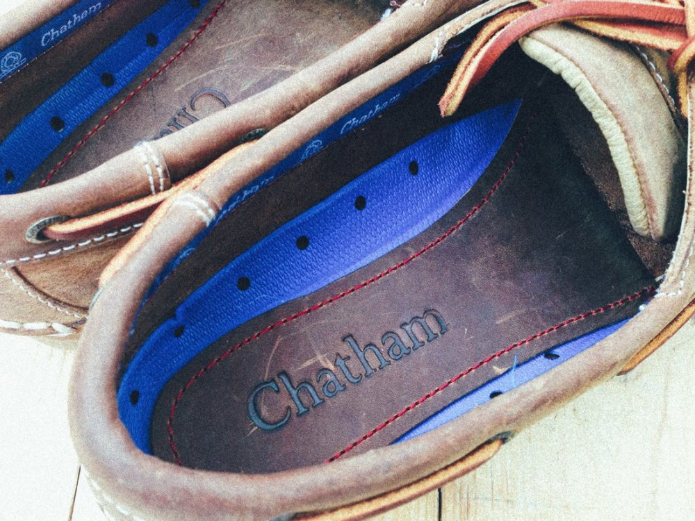 Chatham Marine Boat Shoes on Hand Luggage Only (3)