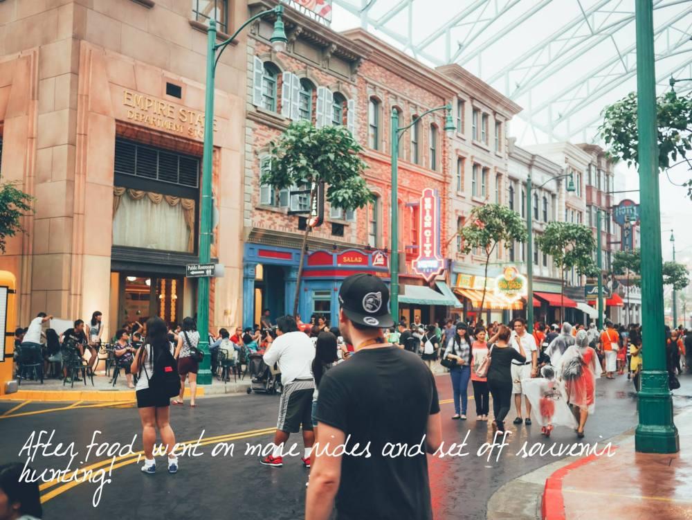 Universal Studios, Singapore (16)
