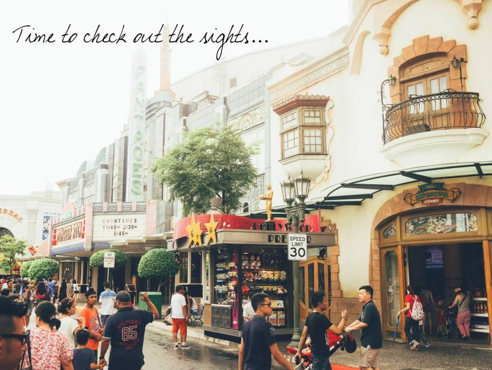 Universal Studios, Singapore (5)