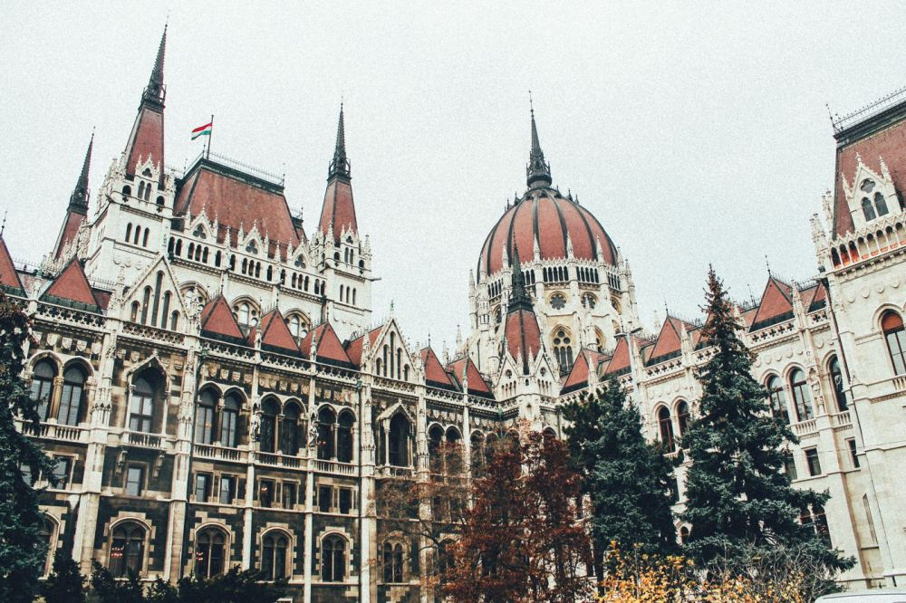 Exploring Budapest In The Day! (11)