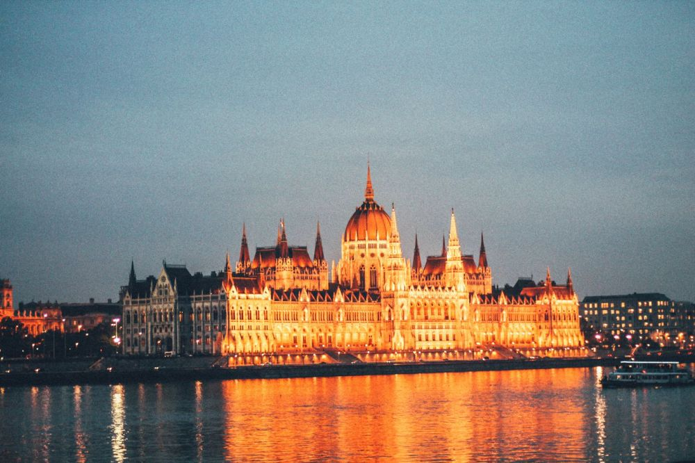 Exploring Budapest In The Day! (14)