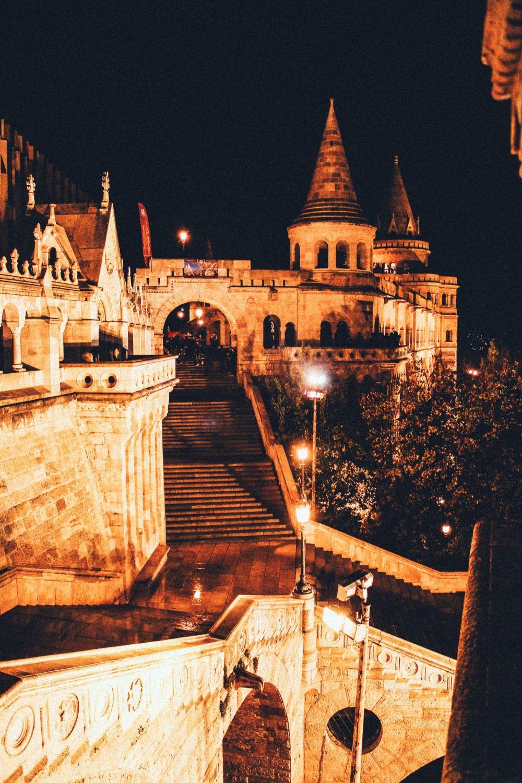 Budapest at Night! (2)