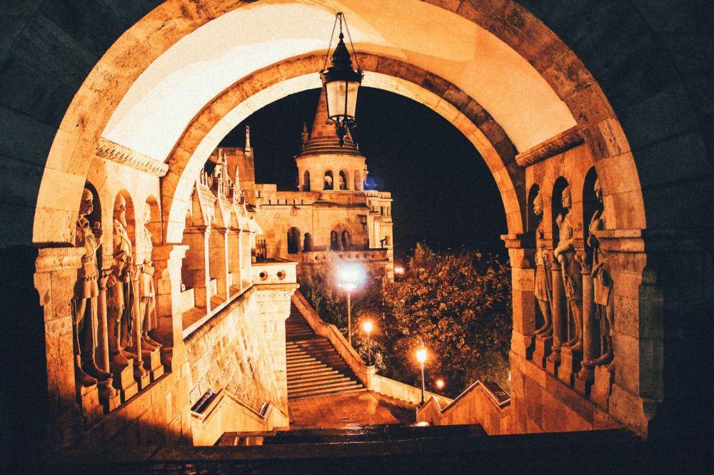 Budapest at Night! (4)