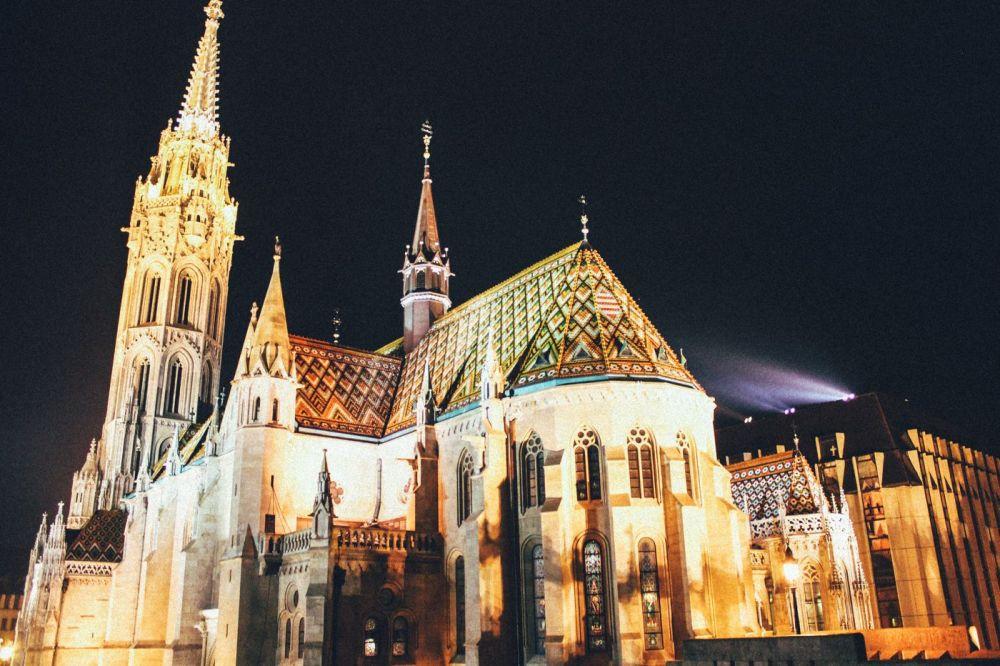 Budapest at Night! (5)
