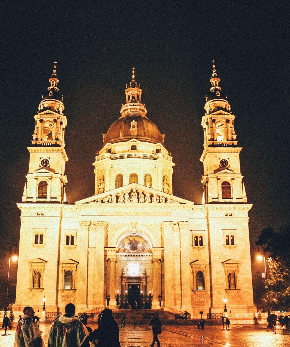 Budapest at Night! (13)