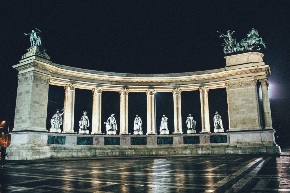Budapest at Night! (21)