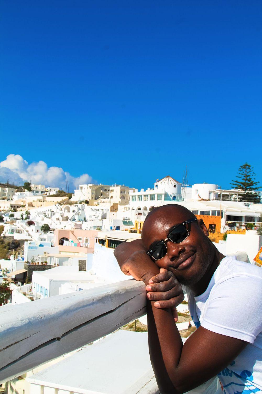 A Huge Grecian Hello From Santorini!!! (4)