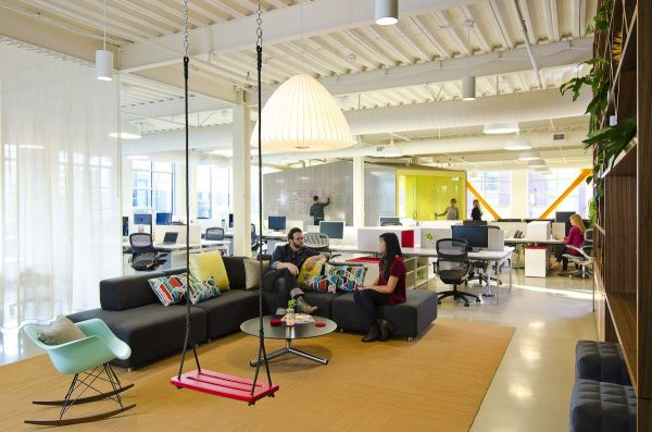 fun office design ideas 8 Amazingly Cool Office Designs! - Hand Luggage Only - Travel, Food & Photography Blog