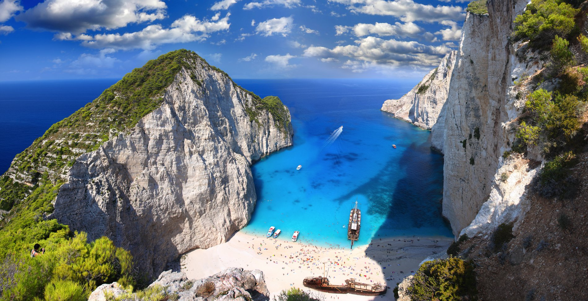 Greece. Grecian Holiday Travel Inspiration (12)