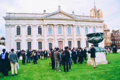 The University of Cambridge, Graduation, Senate House, Cambridge, England (17)