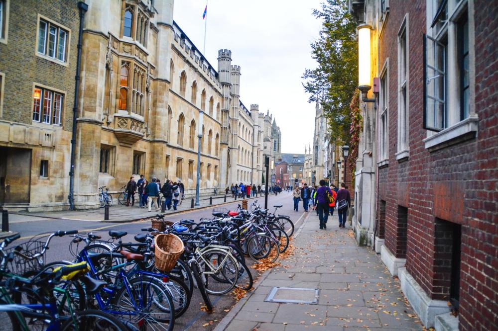 The University of Cambridge, Graduation, Senate House, Cambridge, England (7)