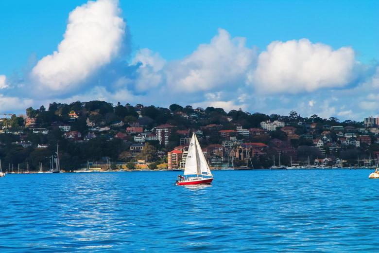 An Afternoon in Manly, Sydney, Australia (8)