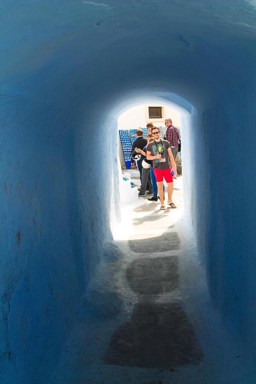 Going Off The Beaten Track in Santorini... (19)