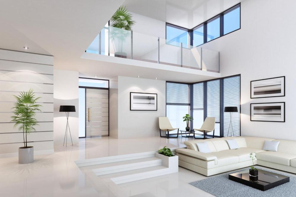 20 Amazingly Beautiful White Homes To Draw Inspiration From! (15)