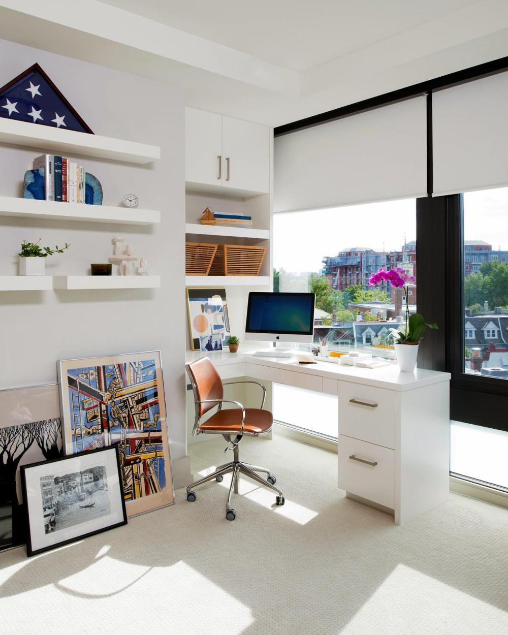 20 Amazingly Beautiful White Homes To Draw Inspiration From! (17)