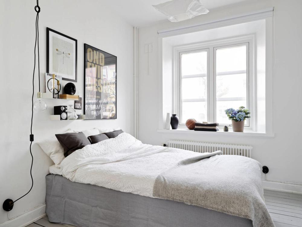 20 Amazingly Beautiful White Homes To Draw Inspiration From! (9)