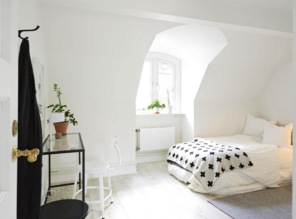 20 Amazingly Beautiful White Homes To Draw Inspiration From! (8)