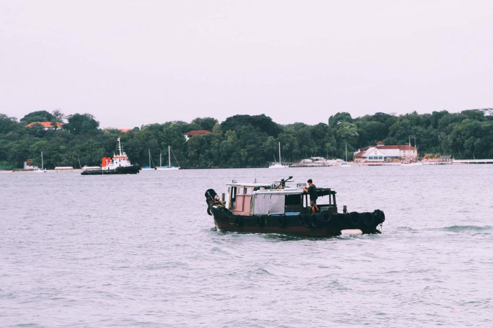 Going Off The Beaten Track in Singapore: Exploring Ubin Island... (22)