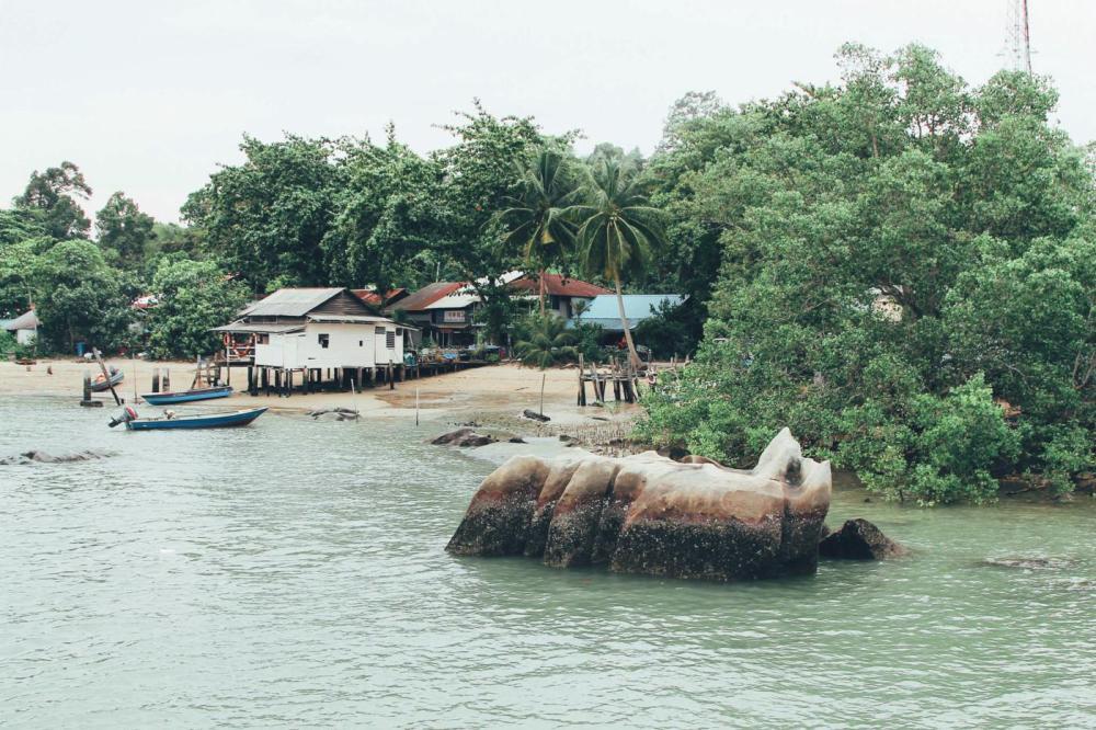 Going Off The Beaten Track in Singapore: Exploring Ubin Island... (2)