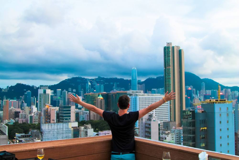 First Impressions Of Hong Kong! (7)