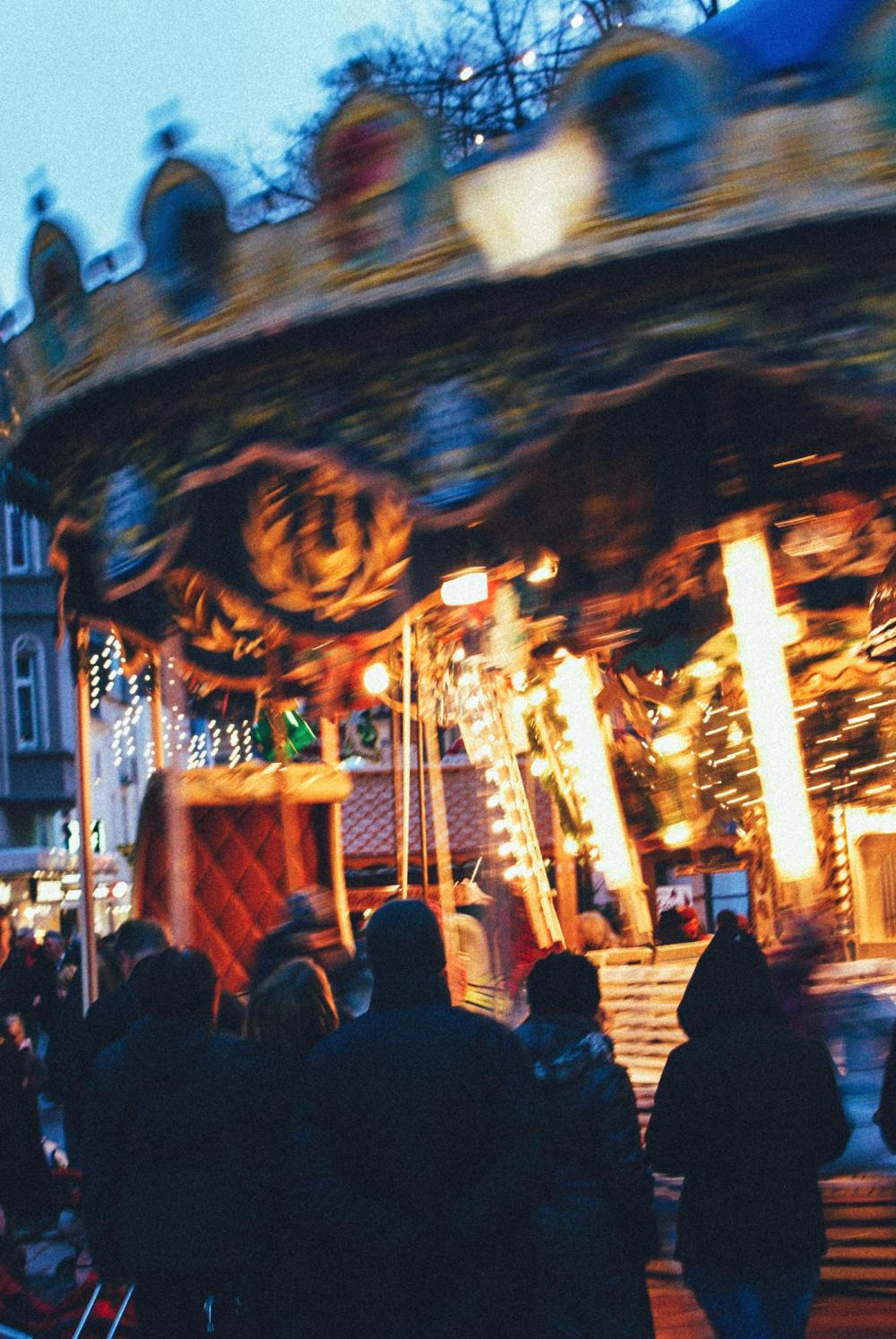 German Christmas Market, Winter (3)